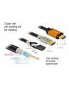 Kabel HDMI Delock M/M v2.1 2m 8K 60Hz czarny - nr 12