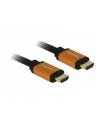 Kabel HDMI Delock M/M v2.1 2m 8K 60Hz czarny - nr 20