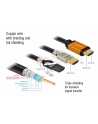 Kabel HDMI Delock M/M v2.1 2m 8K 60Hz czarny - nr 8