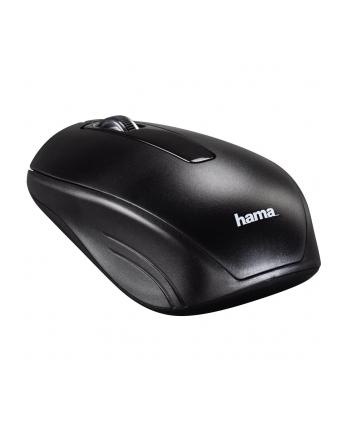 Zestaw bezprzewodowy klawiatura + mysz Hama Cortino, czarny