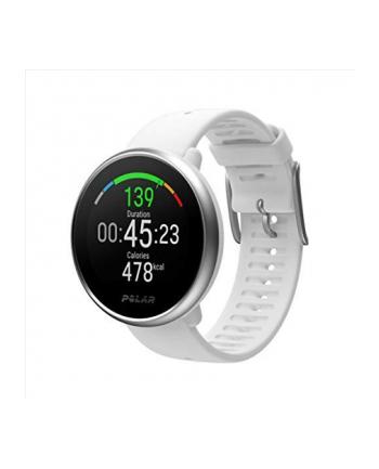 Zegarek sportowy Polar Ignite 90072456 (kolor biały)