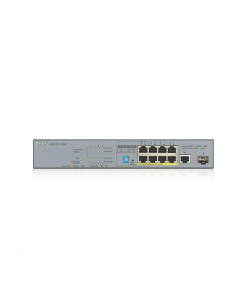 Switch PoE ZyXEL GS1300-10HP-EU0101F (8x 10/100/1000Mbps)