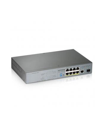 Switch PoE ZyXEL GS1300-10HP-EU0101F (8x 10/100/1000Mbps)