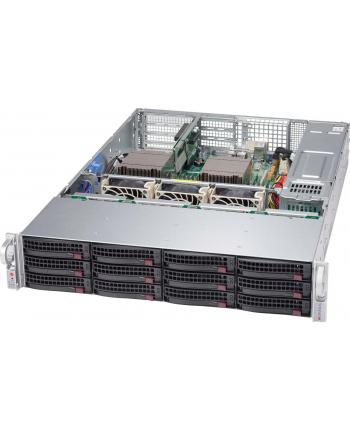 Obudowa serwerowa Rack Supermicro CSE-826BE1C-R920WB (kolor czarny)