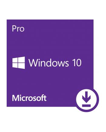 microsoft (oem) Win Pro 10 32-bit/64-bit All Lng PK Lic Online DwnL