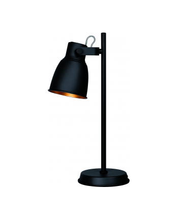 Lampka biurkowa Activejet czarna AJE-LOLY Black E27