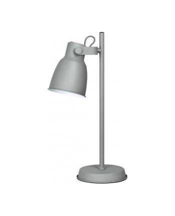 Lampka biurkowa Activejet szara AJE-LOLY Grey E27