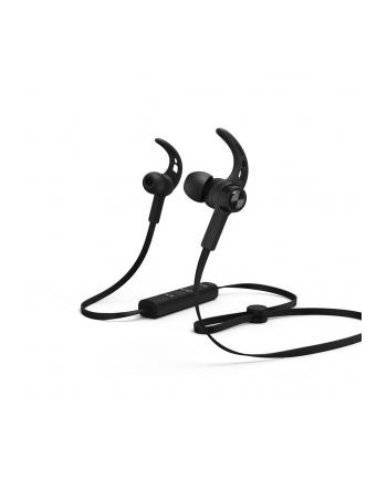 HAMA POLSKA Słuchawki z mikrofonem Hama Bluetooth ''Connect'' dokanałowe czarne