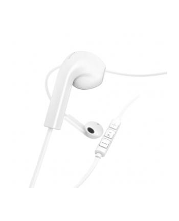 HAMA POLSKA Słuchawki z mikrofonem Hama ''Advance'' douszne białe