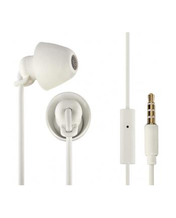 Słuchawki douszne z mikrofonem Thomson EAR3008 Piccolino białe