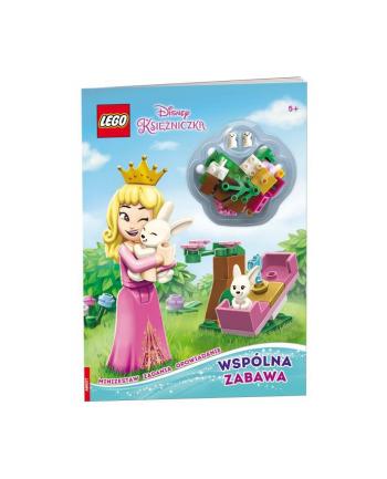 ameet Książka LEGO Disney Księżniczka. Wspólna zabawa LNC-6103