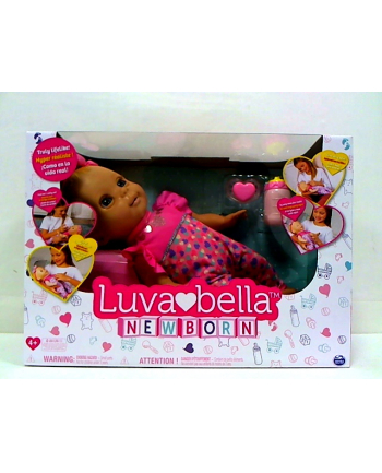Luvabella Bobas lalka interaktywna blond 6047317 p2 Spin Master