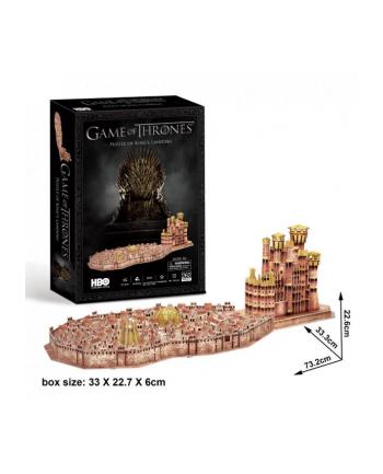 dante Puzzle 3D Gra o Tron 0987