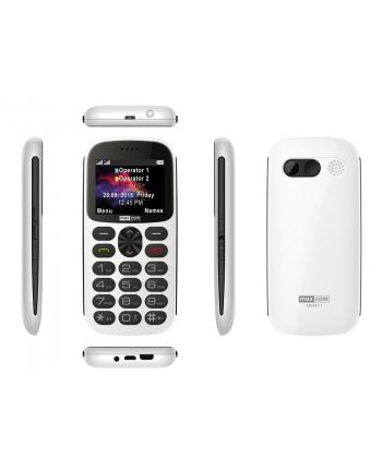 Telefon MaxCom MM 471BB biały