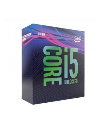 Procesor Intel® Core™ i5-9600KF Coffee Lake 3.7 GHz/4.6 GHz 9MB LGA1151 BOX