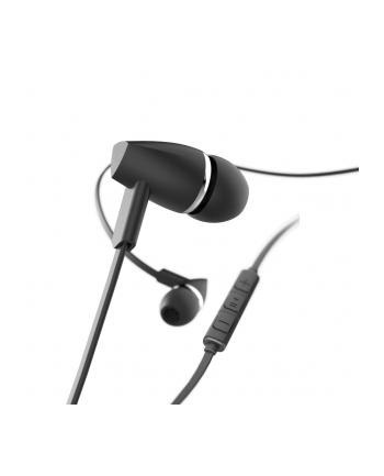 HAMA POLSKA Słuchawki z mikrofonem Hama''Joy'' dokanałowe czarne