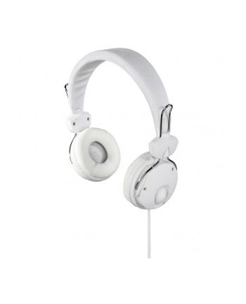 HAMA POLSKA Słuchawki z mikrofonem Hama''''FUN4PHONE'' nauszne białe
