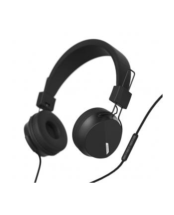 HAMA POLSKA Słuchawki z mikrofonem Hama''NEXT'' nauszne czarne