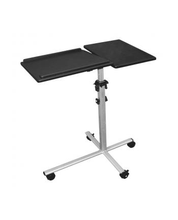 Stolik do projektora / notebooka LogiLink BP0068 mobilny, 2 stopniowy