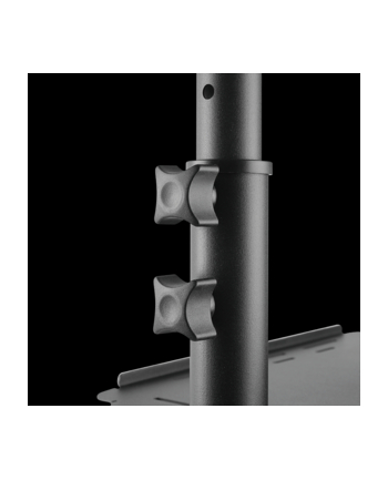 Stolik do projektora / notebooka LogiLink BP0069 mobilny, stalowy