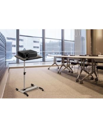 Wózek do laptopa projektora na kółkach Maclean MC-671
