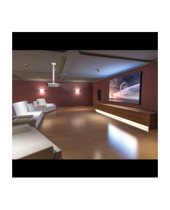 Uchwyt sufitowy LogiLink BP0054 do projektora, ramię 670-900 mm