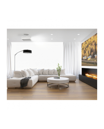 Uchwyt sufitowy LogiLink BP0056 do projektora, ramię 135 mm