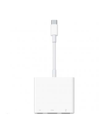 apple Przejściówka wieloportowa z USB-C na cyfrowe AV