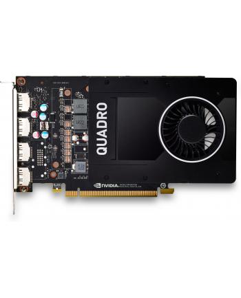 hp inc. Karta graficzna NVIDIA Quadro P2200 5GB (4)DP GFX    6YT67AA
