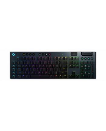 logitech Klawiatura bezprzewodowa G915 RGB Mechanical Clicky 920-009111