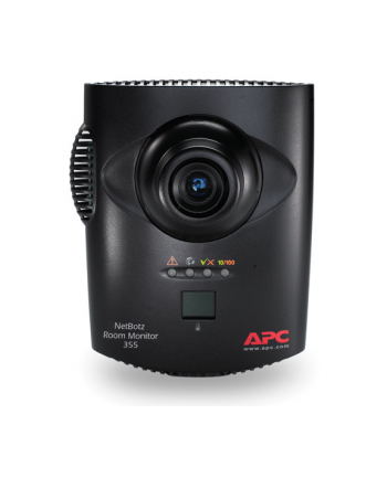 apc Monitor NetBotz Room 355 z PoE