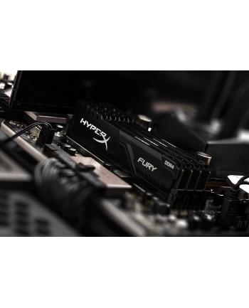 hyperx Pamieć DDR4 Fury 64GB/3200 (4*16GB) CL16 czarna