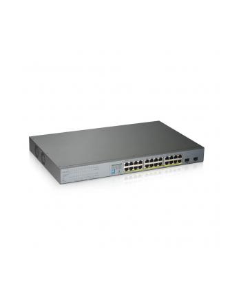 zyxel Przełącznik niezarządzalny GS1300-26HP-EU0101 CCTV PoE LR 250W