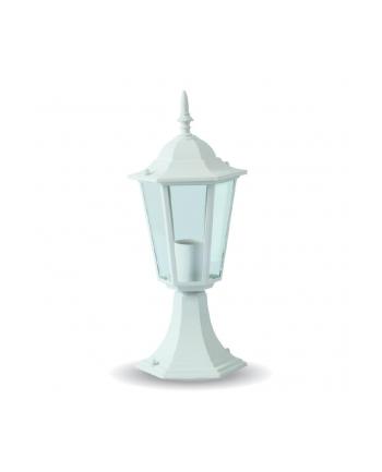 v-tac Lampa stojąca ogrodowa LED VT-753-W biały matowy