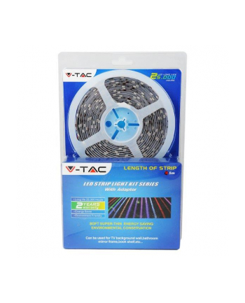 v-tac Taśma LED VT-4014 144-2Pc 1M 18Wat/m 4000K 1700lm/m IP20