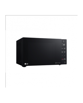 LG MH6535GIS Microwave Oven with grill, 1000 W, 25 L, Black