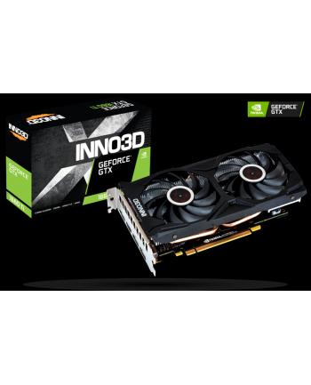 INNO3D GeForce GTX 1660 TI GAMING OC X2, 6GB GDDR6, HDMI, 3xDP