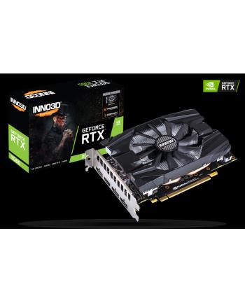 INNO3D GeForce RTX 2060 COMPACT, 6GB GDDR6, HDMI, 3xDP