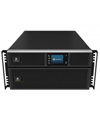 Vertiv Liebert GXT5 UPS, 10kVA, input hardwired, 5U, output (4)C13 & (4)C19