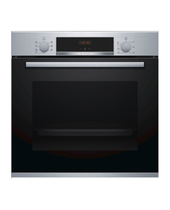 Bosch HBA533BS0S Oven, Serie 4, A, 71L, connectivity power 3400W, stainless steel