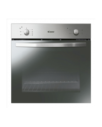 Candy FCS100X Multifunction Oven, 71 L, EC-A, Height 60 cm, Width 60 cm, Stainless steel