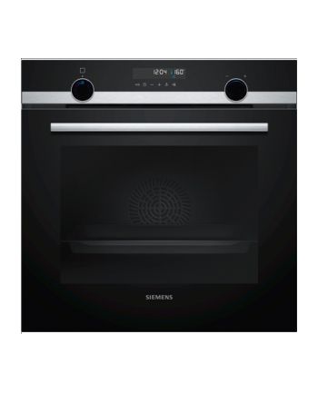 Siemens HB578ABS0 Oven, A, 71 L, Multifunction, activeClean, Stainless steel