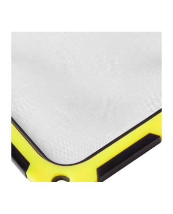 Silverstone Ultra Fine Fan Dust Filter SST-FF124BY, 120mm, black yellow