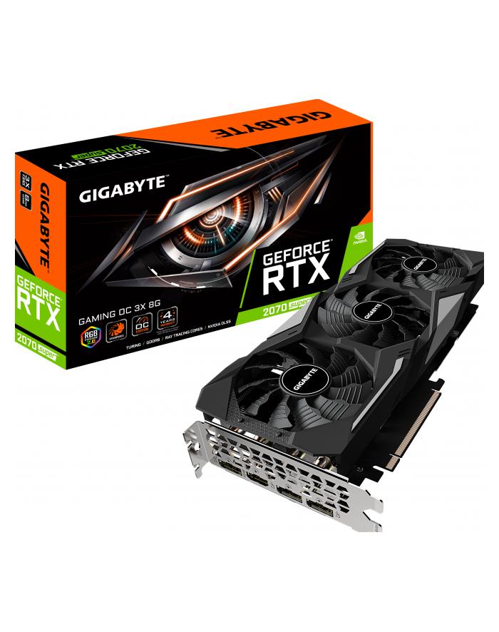 gigabyte Karta graficzna GeForce RTX 2070 SUPER GAMING OC 3X 8G GDDR6 256BIT 3DP/HDMI główny