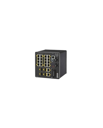 cisco systems Cisco IE 16 10/100,2 FE SFP+2 T/SFP, Base with 1588 & NAT