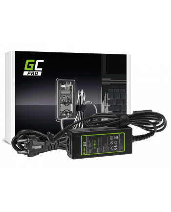 Zasilacz Green Cell PRO do Asus 19V | 1.75A | 33W | 4.0mm-1.35mm