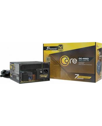 Zasilacz Seasonic CORE-GC-650 650W 80Plus Gold