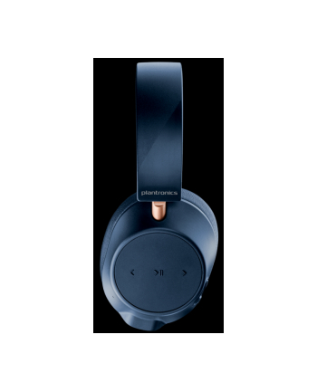 Plantronics BACKBEAT GO 810 HEADSET NAVY BLUE