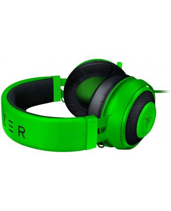 Słuchawki Gamingowe z mikrofonem RAZER Kraken Green