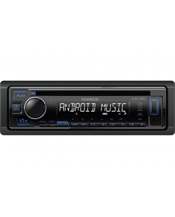 Radioodtwarzacz samochodowe KENWOOD KDC-130UB (CD + USB + AUX)
